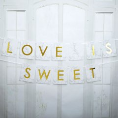 Vimpel - Marmor Love is sweet
