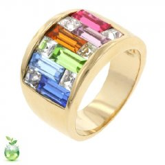 Ring - Multi dazzle stl 6
