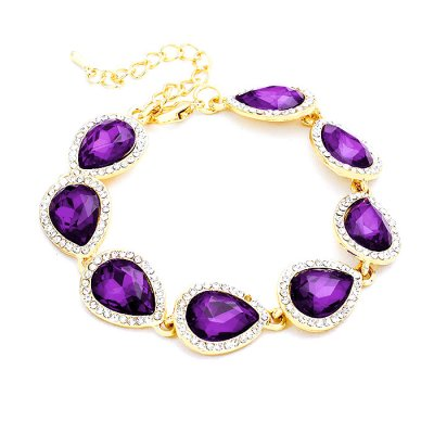 Armband - Riley purple