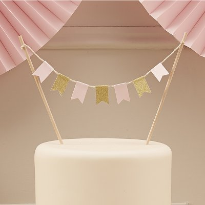 Cake topper - Pastel perfection