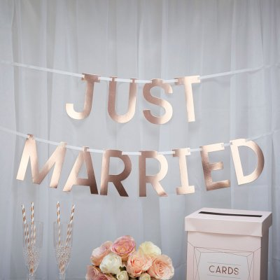 Vimpel - Blush Just married