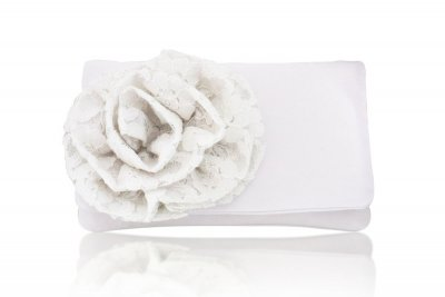 Emma Gordon - Cherish lace flower coin purse