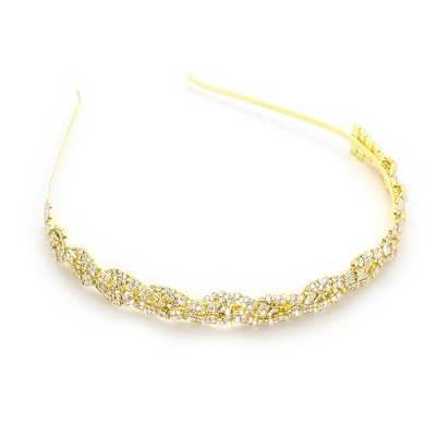 Diadem - Braid gold