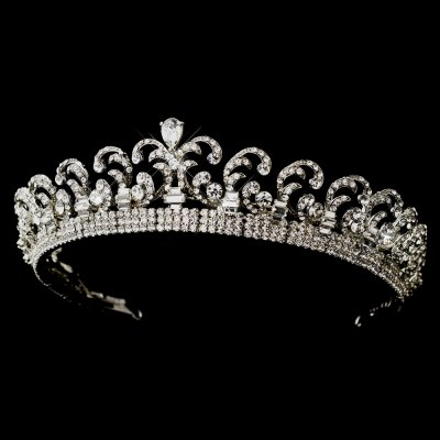 Tiara - Kate Middleton halo replica
